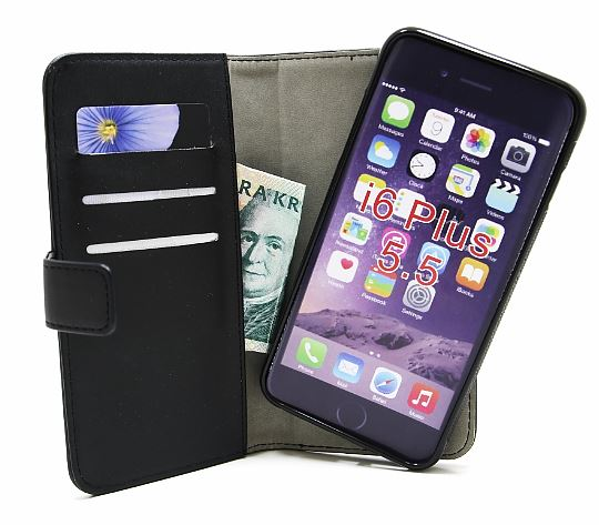 billigamobilskydd.seMagnet Wallet iPhone 6 Plus/6s Plus